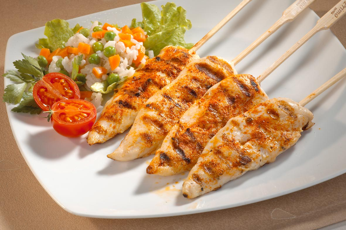 "Chicken tenders skewers ""Classic"""